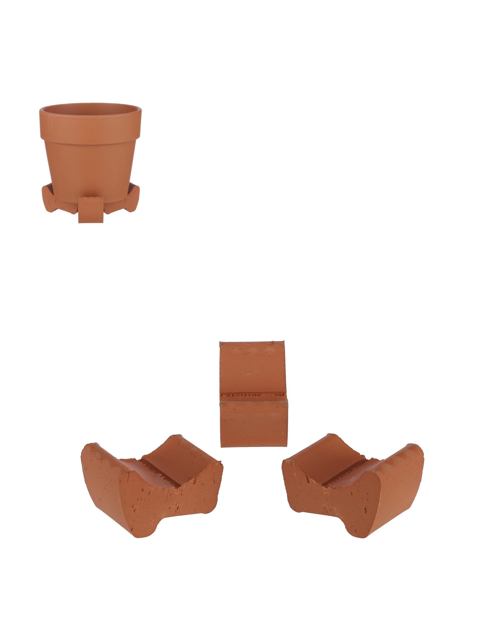 Mica Carina Pot Feet 3 Pieces - l4xw4xh4cm