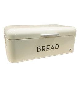 Danica Ivory Bread Bin