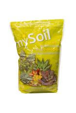 mySoil Organic Succulent & Cactus Mix 5L - 300/plt - 10/cs