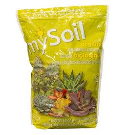 mySoil Organic Succulent & Cactus Mix 5L