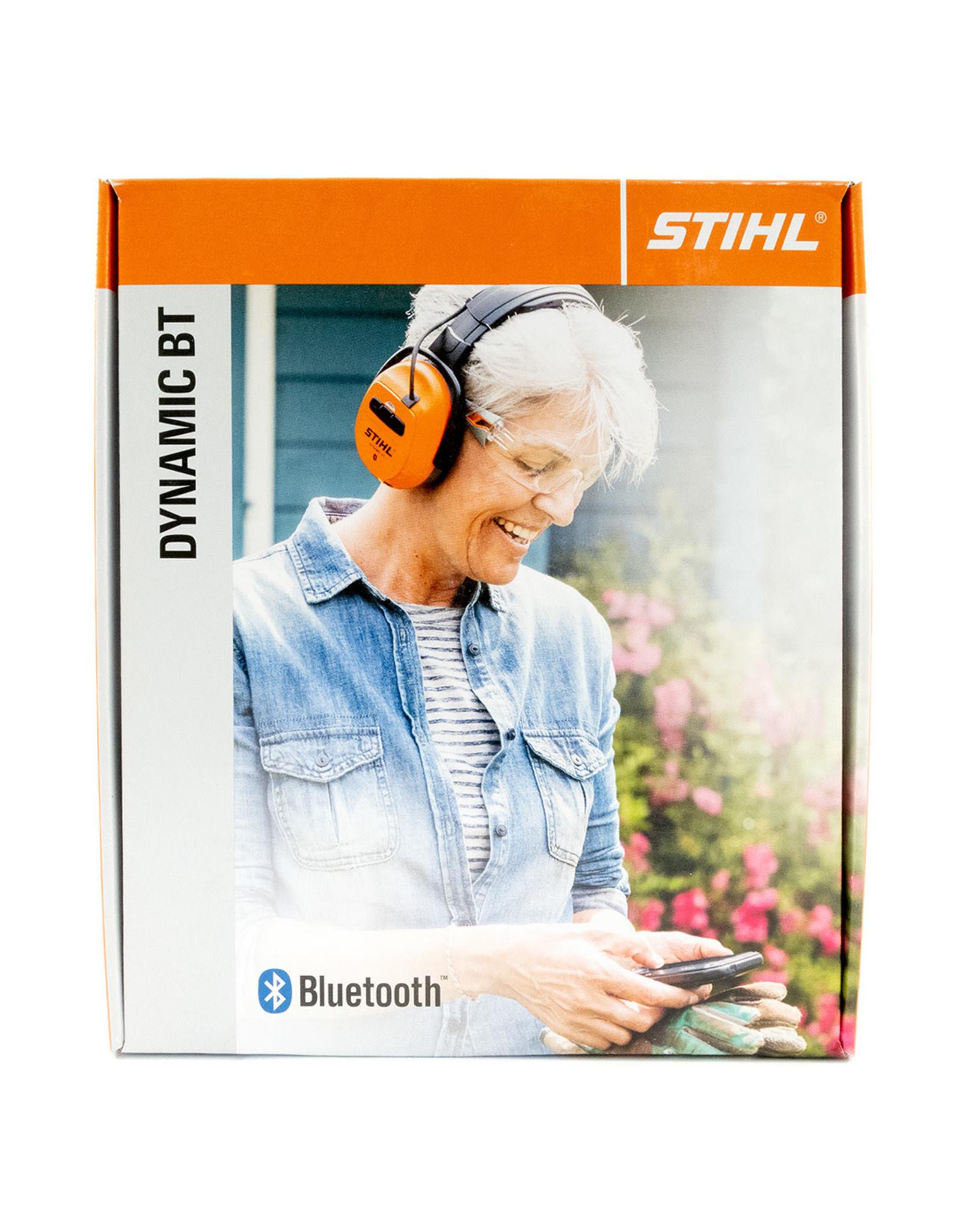 Stihl DYNAMIC BT HEARING PROTECTION