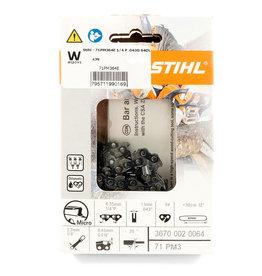 Stihl Stihl - 71PM364E 1/4 P .043G 64DL
