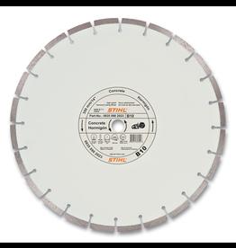 """Stihl Stihl - B10 Dry Diamond Concrete Blade - 16"""""""