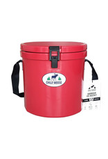 Chilly Moose 12 L Harbour Bucket - Canoe Red