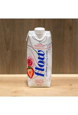 Flow Hydration Flow Water - Organic Strawberry & Rose Water Alkaline Spring Water-500 ml
