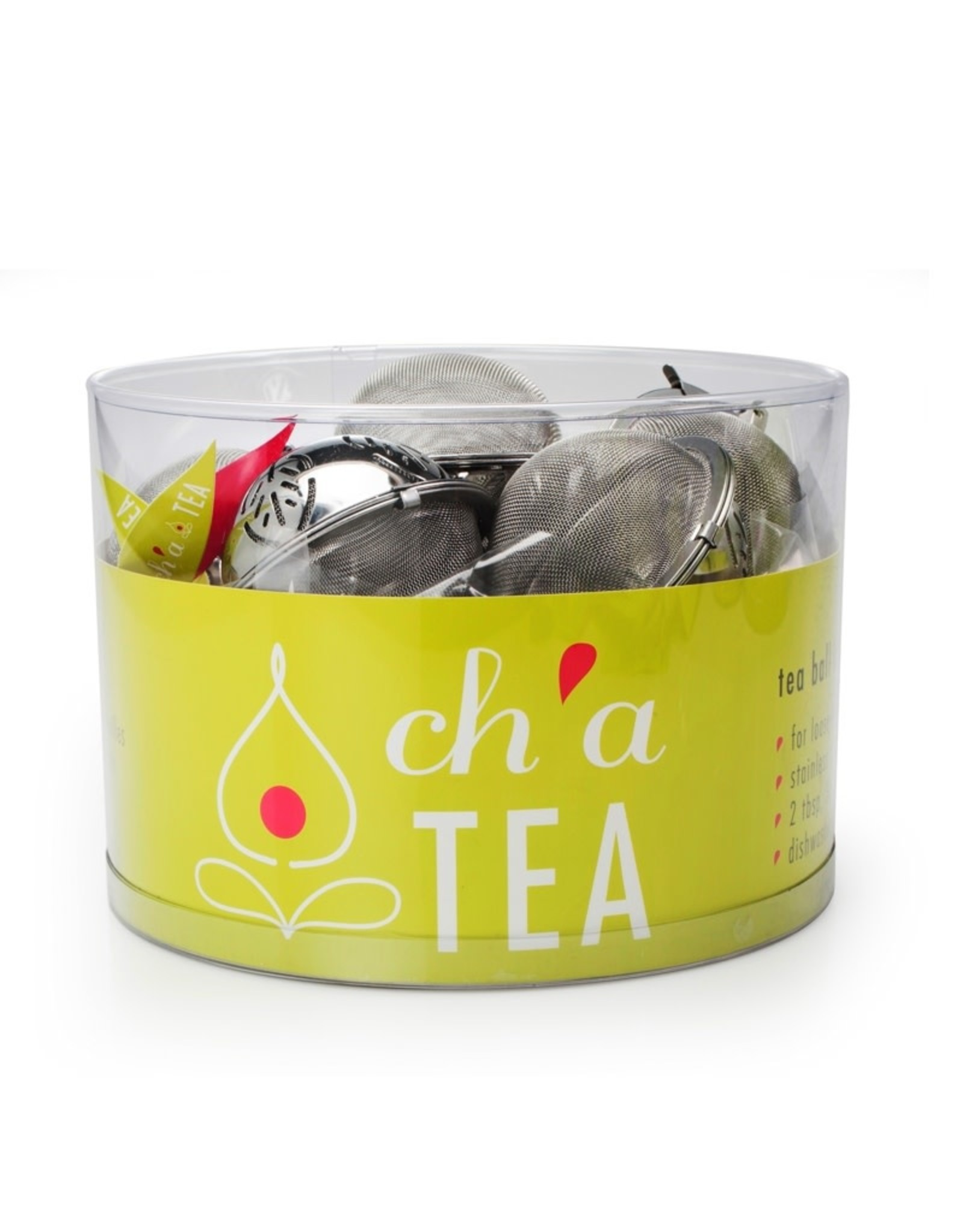 Ch'a Tea Ch'a Tea - Tea Balls