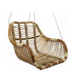 Van der Leeden Mandwerk Flying Chair Blond 66X65H49cm - Steel Wire