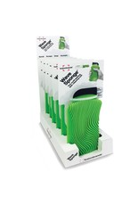 Fushion Brands Fusionbrands - WaveSponge Silicone Scrubber - Green