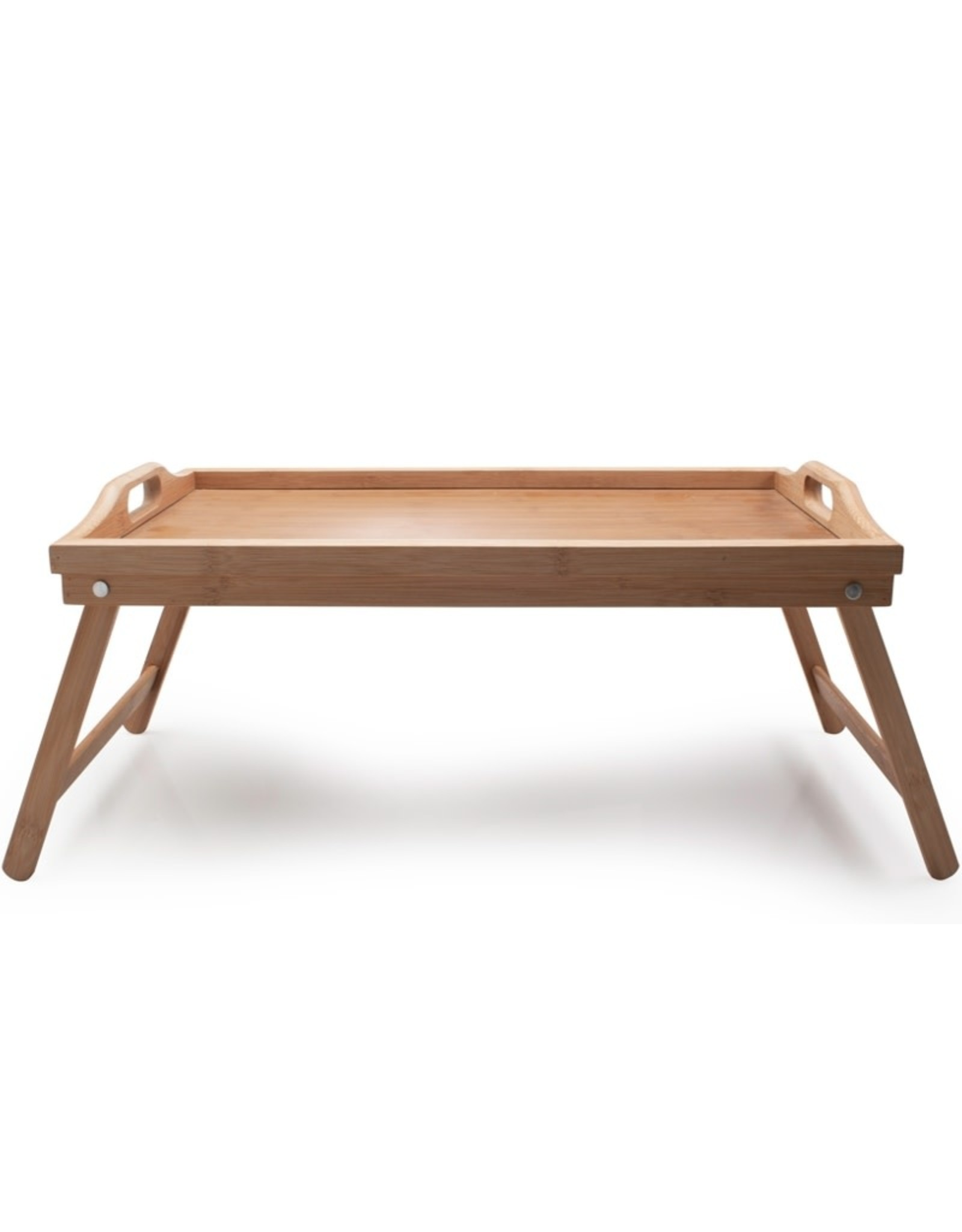 Folding Breakfast Tray - Wooden