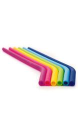 Danesco Danesco Reusable Silicone Straws