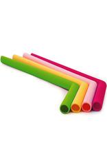 Danesco Danesco Reusable Silicone Smoothie Straw
