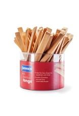 Danesco Mini Bamboo Tongs - Single