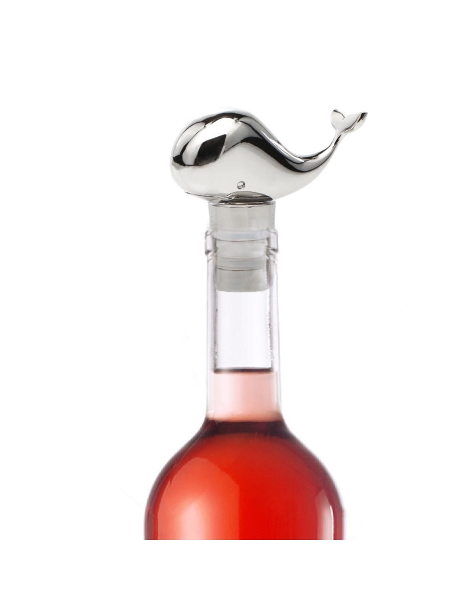 Danesco - Coastal Whale Wine Stopper
