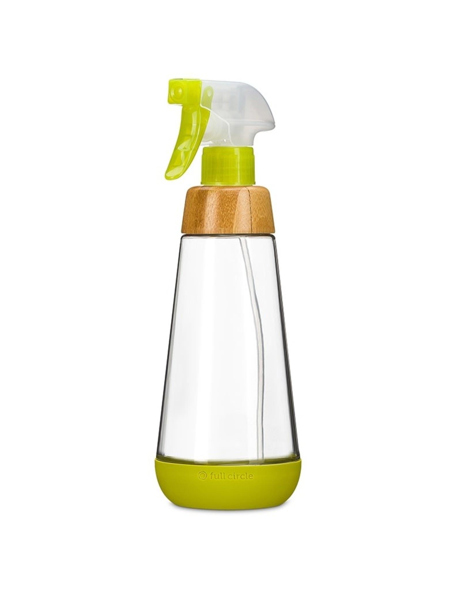 Full Circle Bottle Service - Spray Bottle - Green