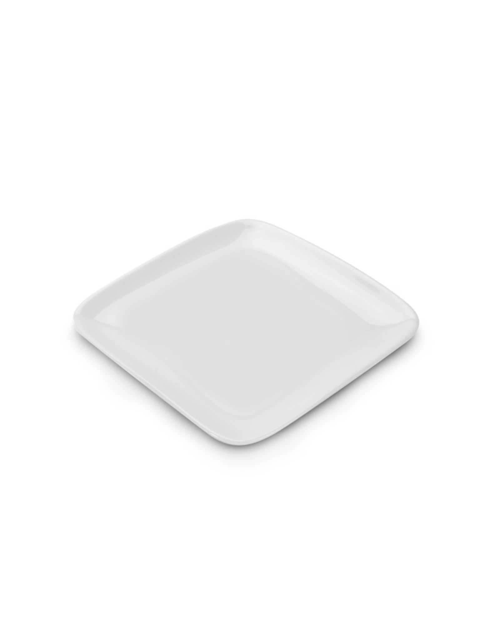 Bia Bia Asian Collection Square Plate - White