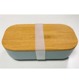 Koopman Lunchbox Bamboo/Melamine Tipi