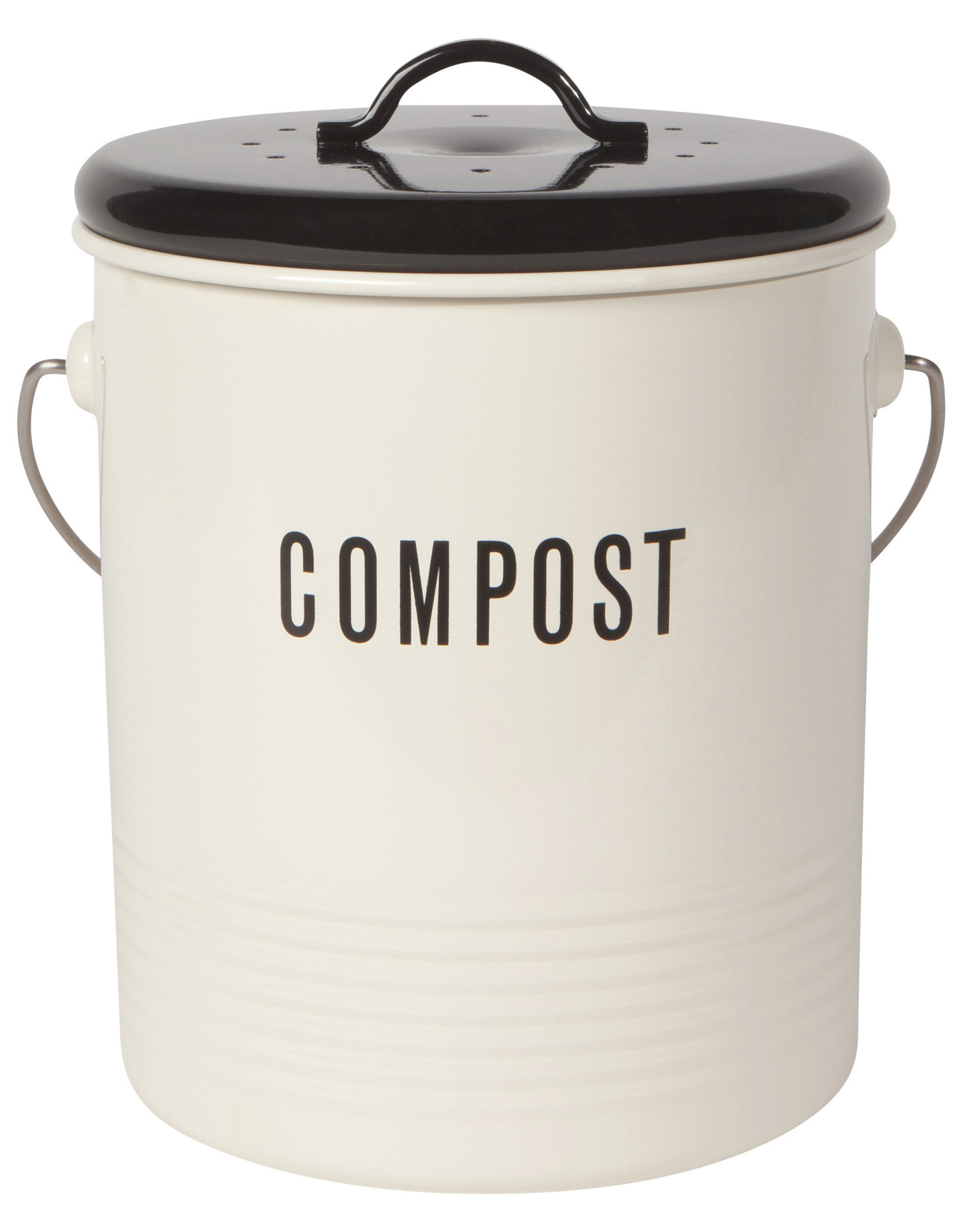 Danica Danica - Vintage Compost Countertop Bin