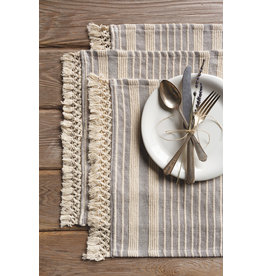 Danica Placemat Piper Heirloom Shadow