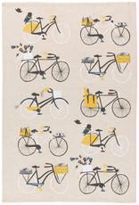 Danica Danica - Tea Towel Set/2 - Bicicletta