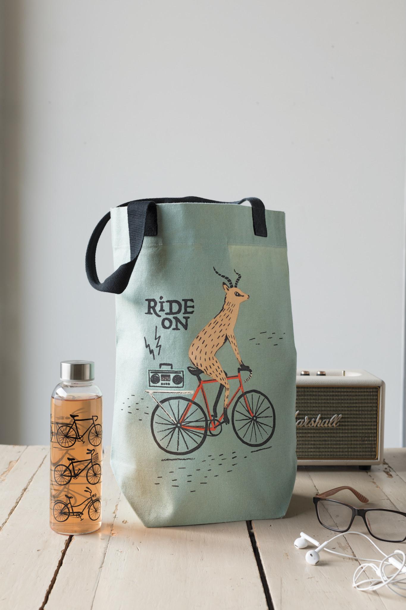 Danica Tote Studio Wild Riders