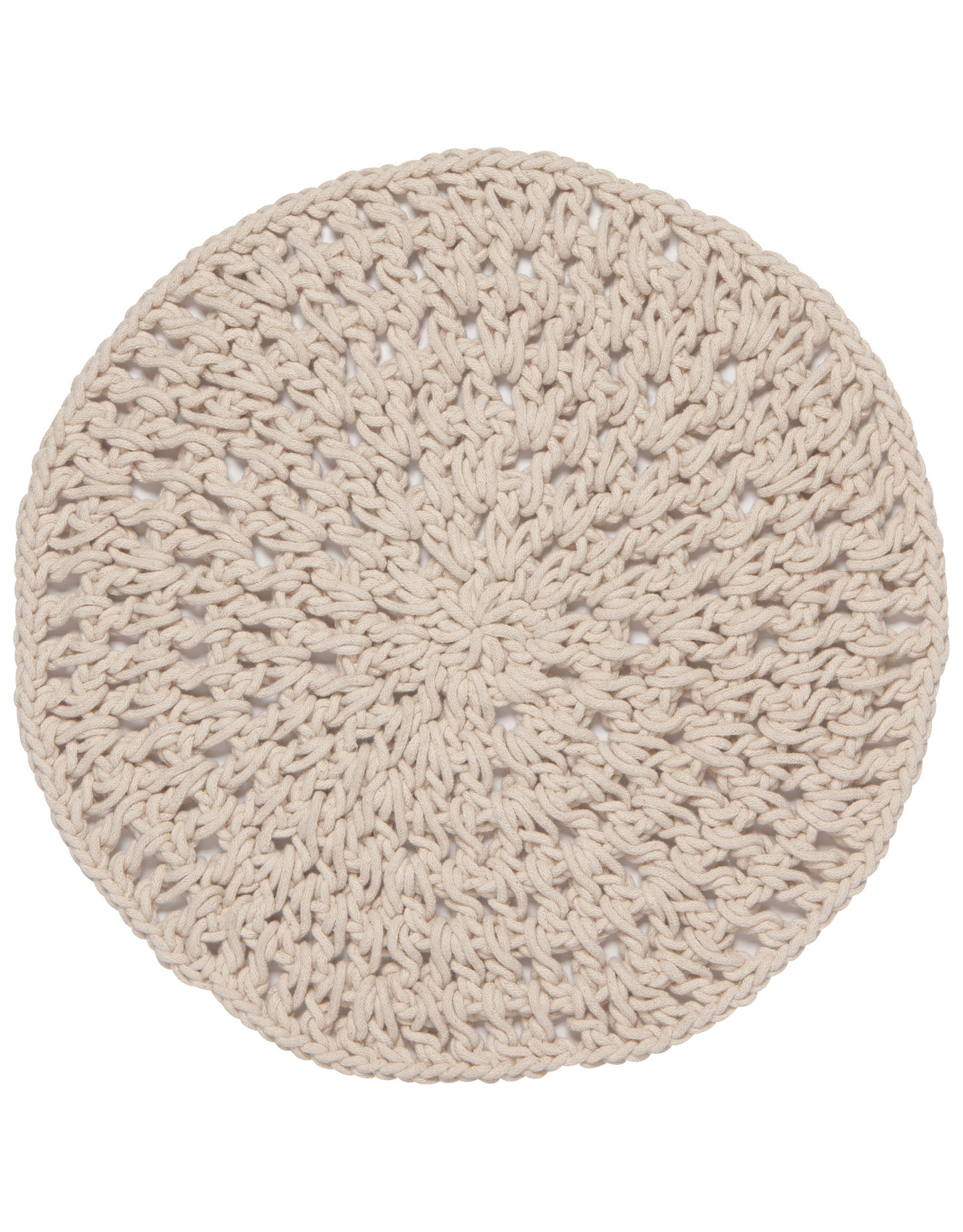 Danica Placemat Knotted Natural