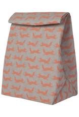 Danica Danica - Hill & Dale Fox Papercraft Lunch Bag