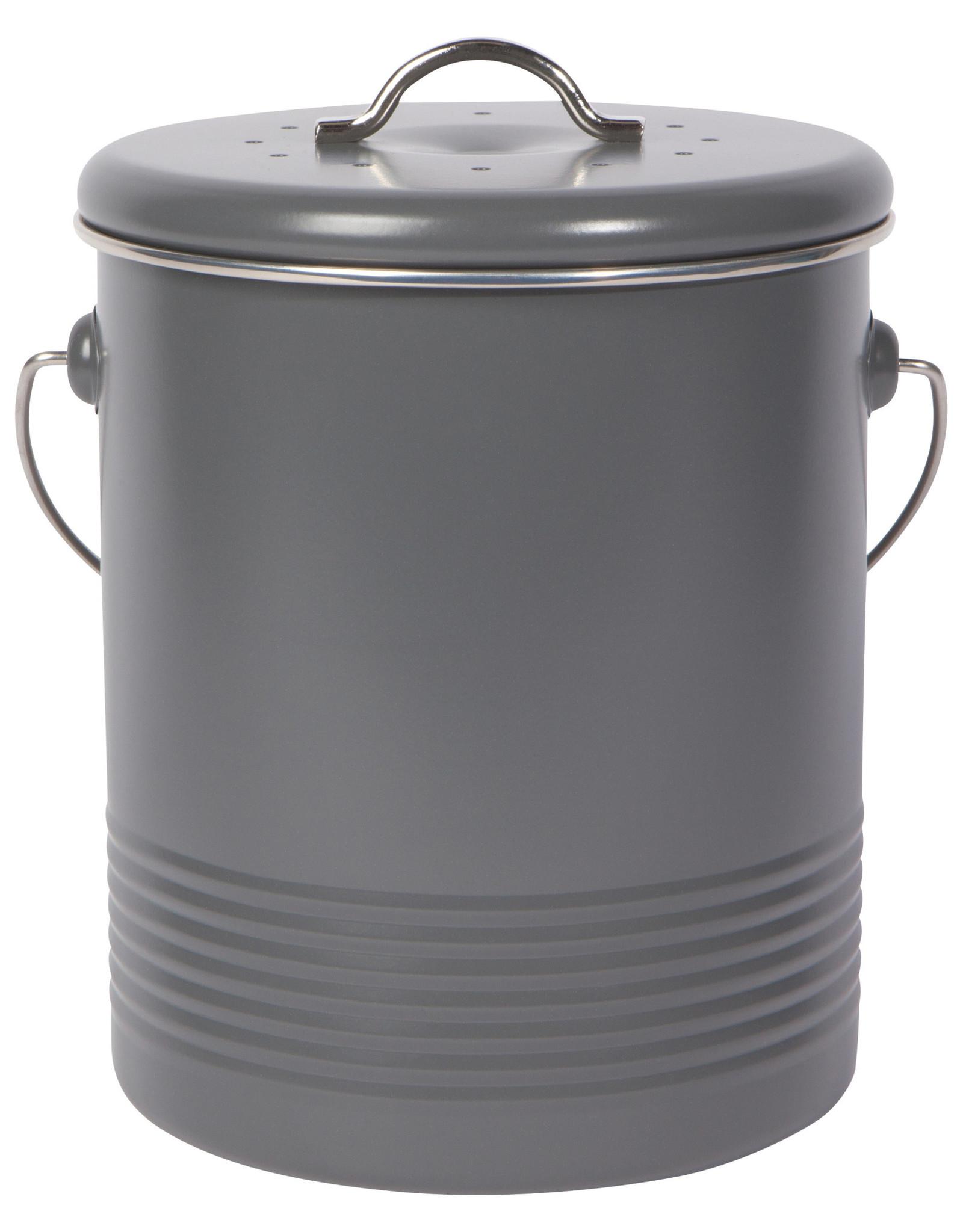 Danica Danica - Charcoal Compost Countertop Bin