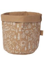 Danica Stay Wild Papercraft Basket