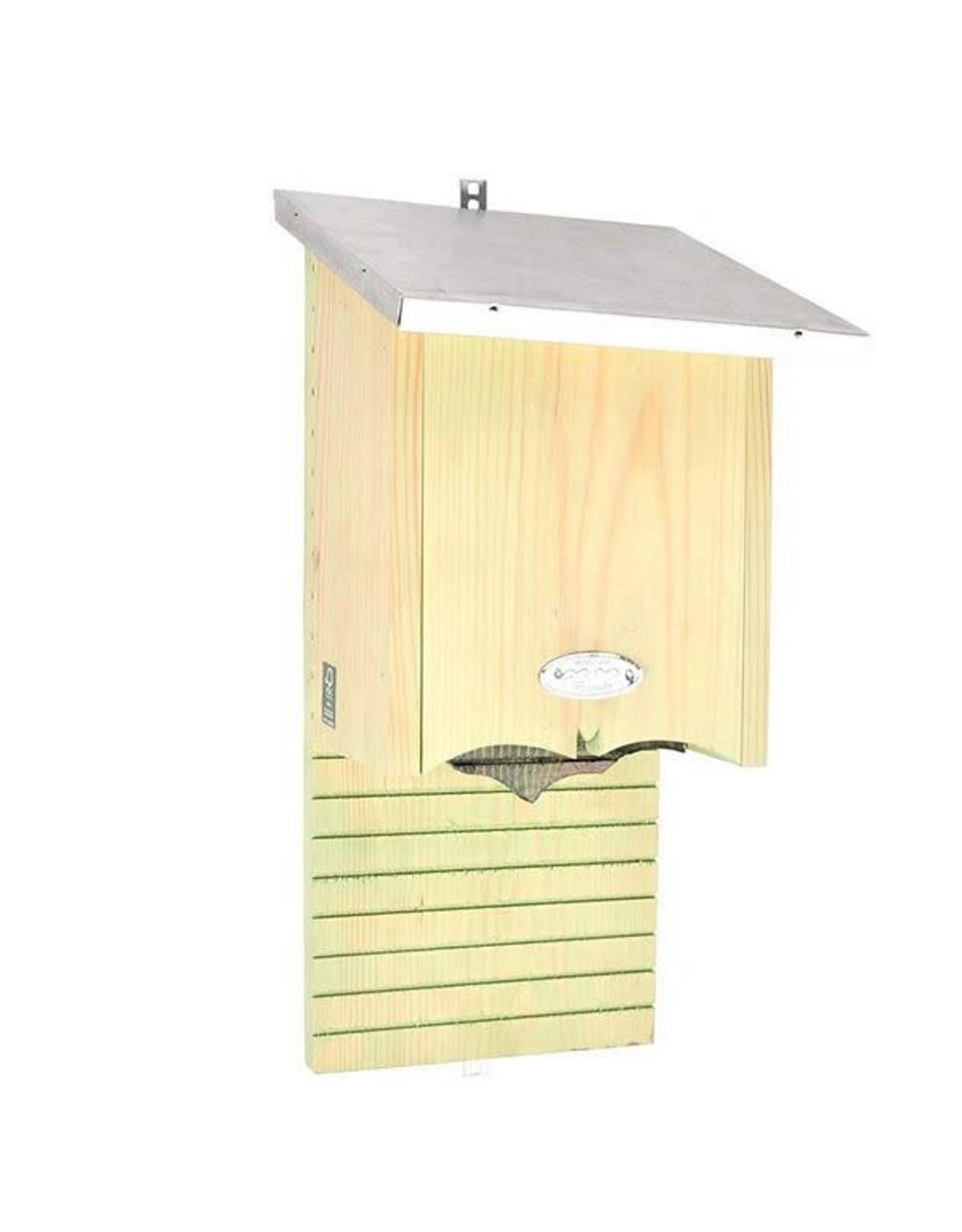 Esschert Bat House Silhouette - Pine & Zinc