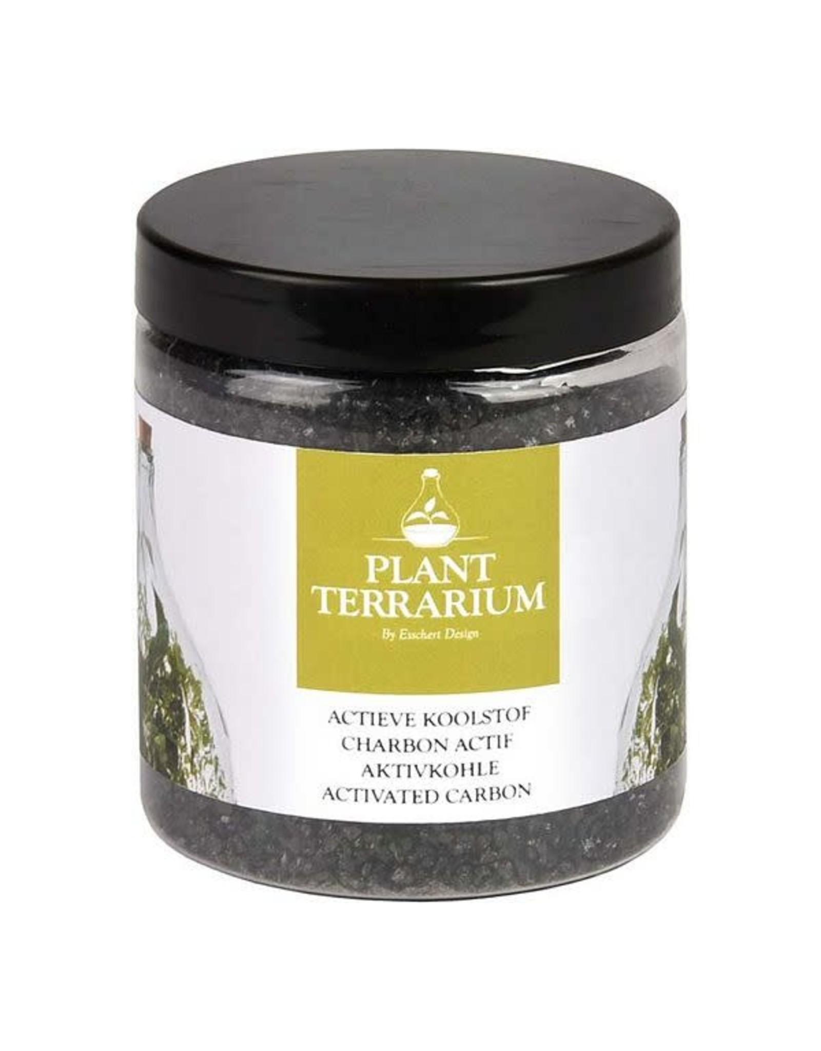 Esschert Plant Terrarium - Activated Carbon - 250g