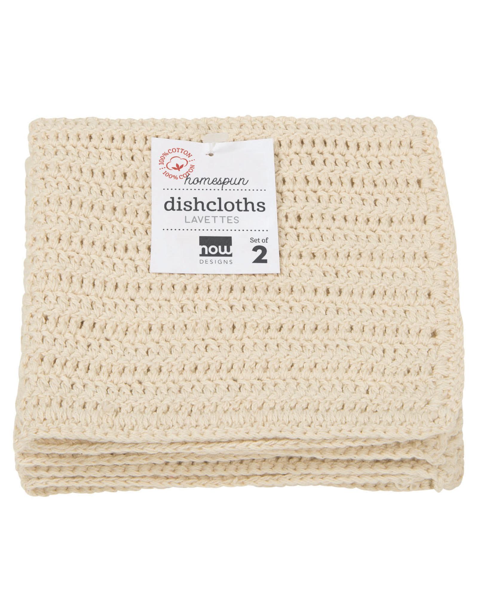 Danica - Homespun Dishcloth - Set/2