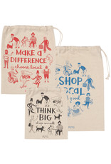 Danica Danica - Shop Local Produce Bags - Set/3