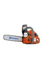 "Husqvarna 445 18"", .325 pitch, .050 ga. 40.9cc chainsaw fully assembled"