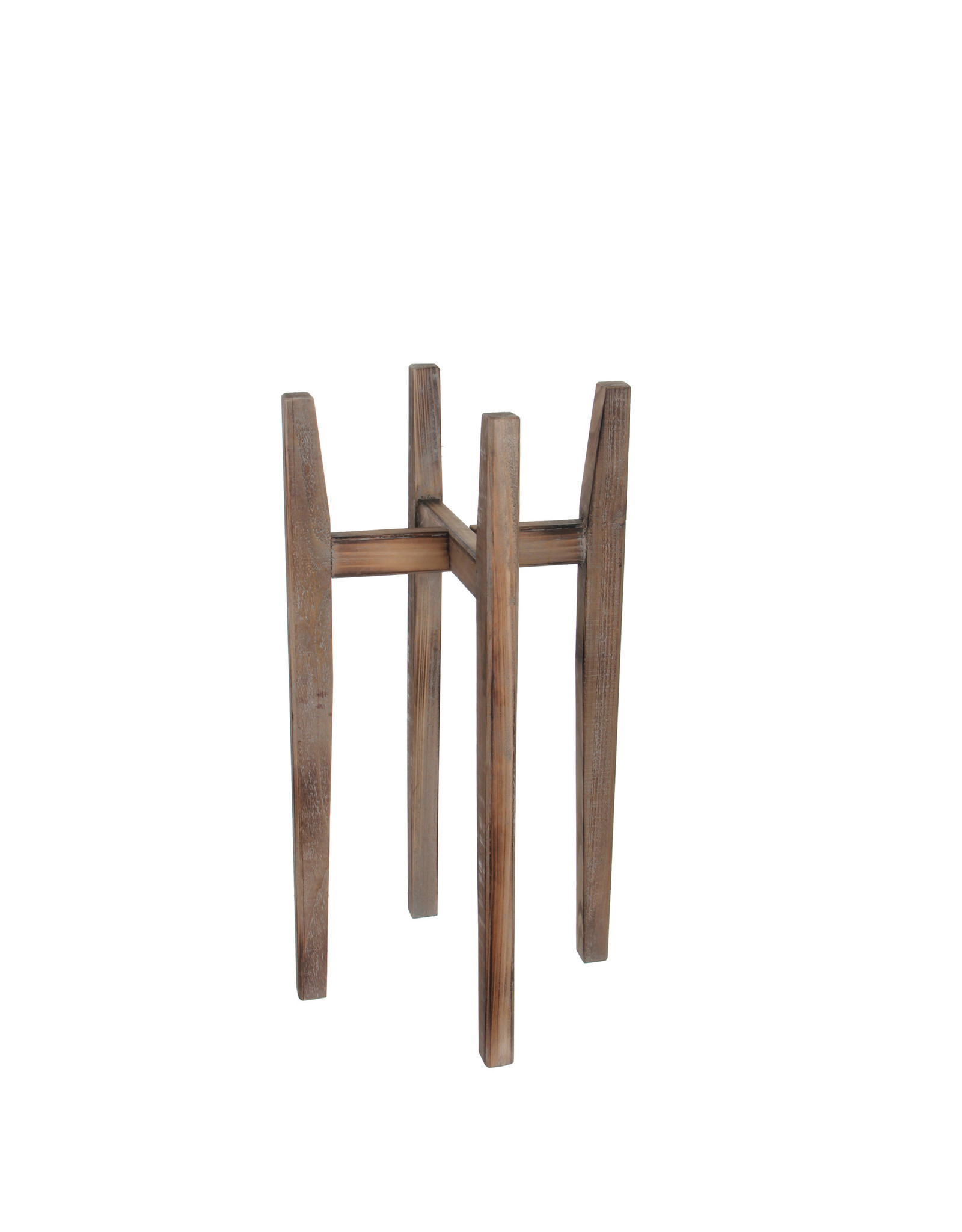 Mica Ascot Plant Stand Wood