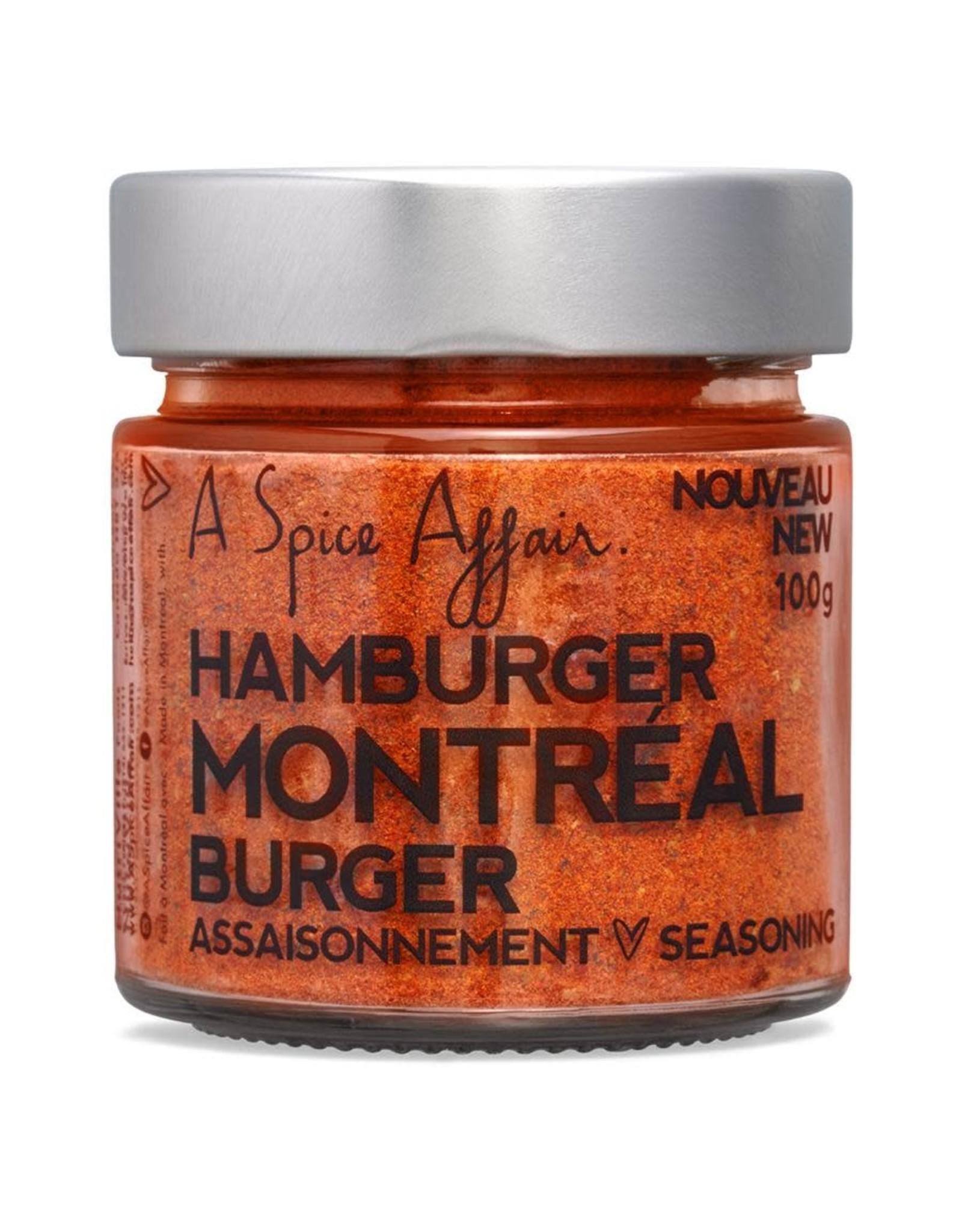 A Spice Affair Burger Montreal Seasoning