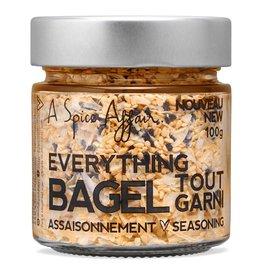 A Spice Affair Everything Bagel Seasoning
