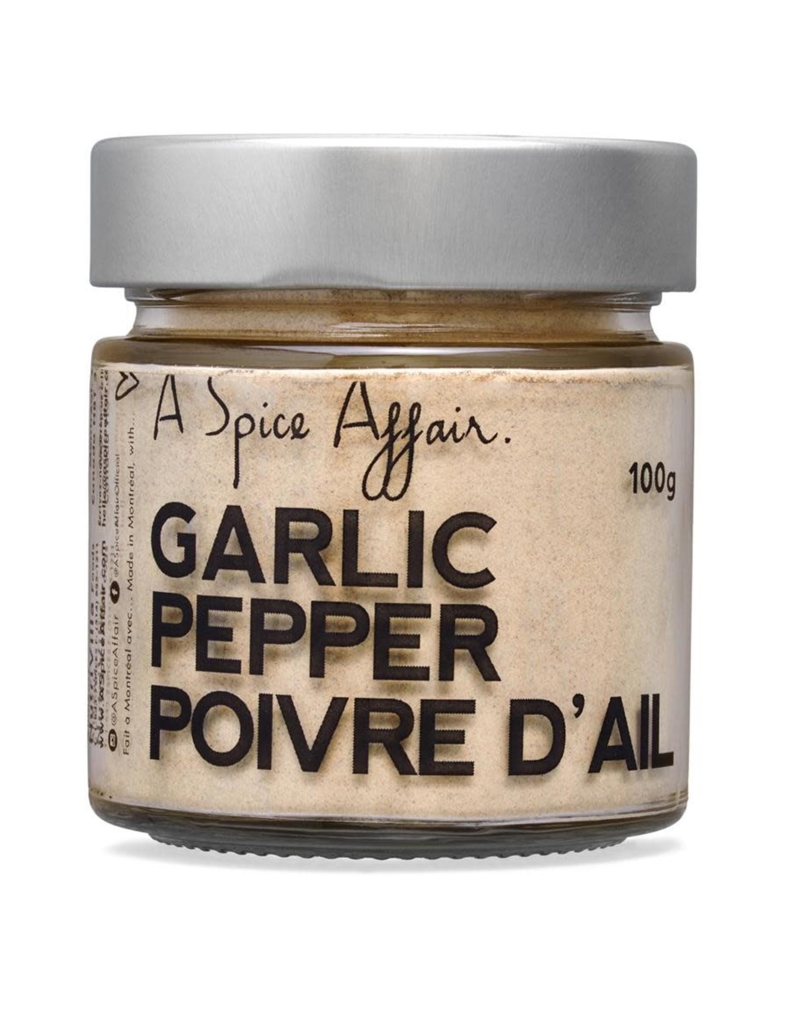A Spice Affair Garlic Pepper