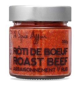 A Spice Affair Roast Beef Rub