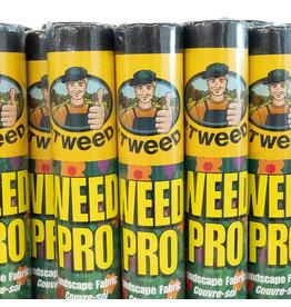 Mr. Tweed Mr. Tweed - Weed Pro Plus Landscape Fabric 3'x50'