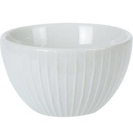 Koopman Tea Set 5Pcs Porcelain with Bamboo Handle