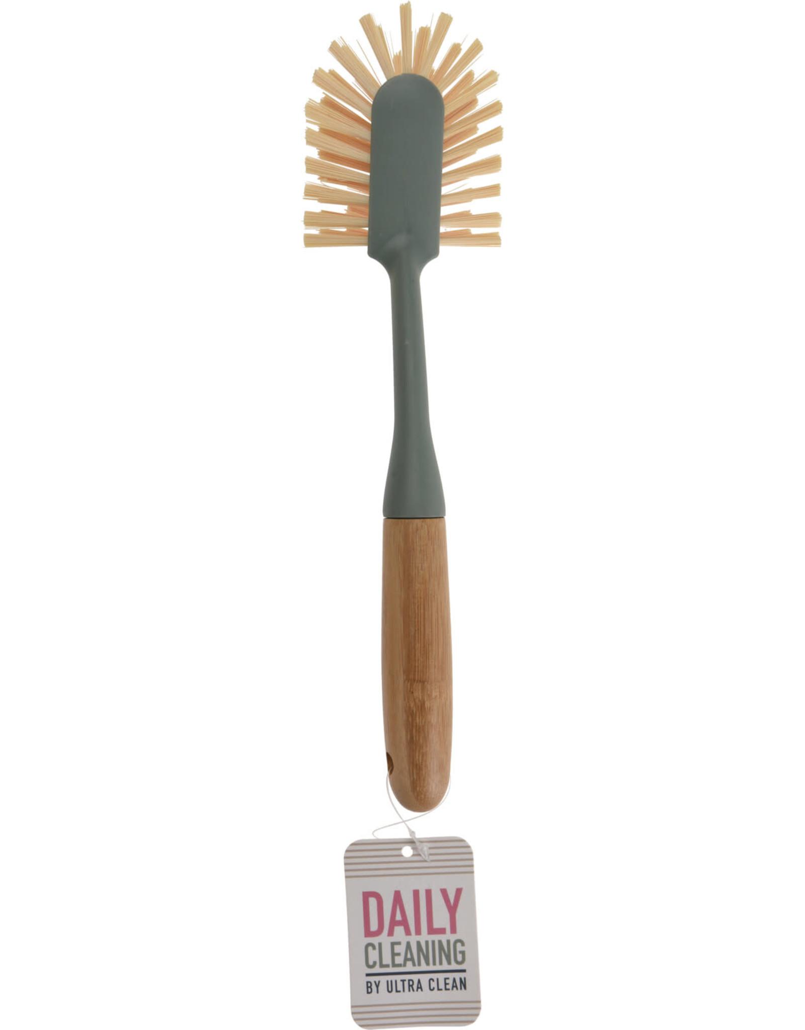 Koopman Dishwash Brush With Bamboo