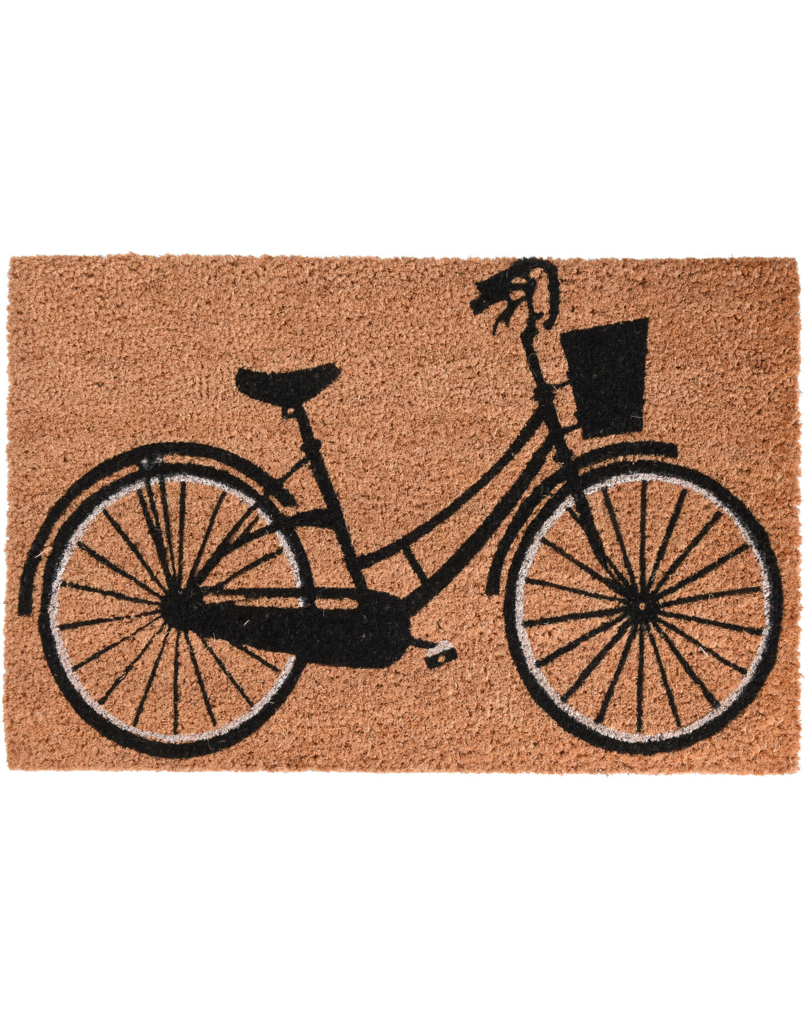 Koopman Doormat Cocos 39X59Cm Bike