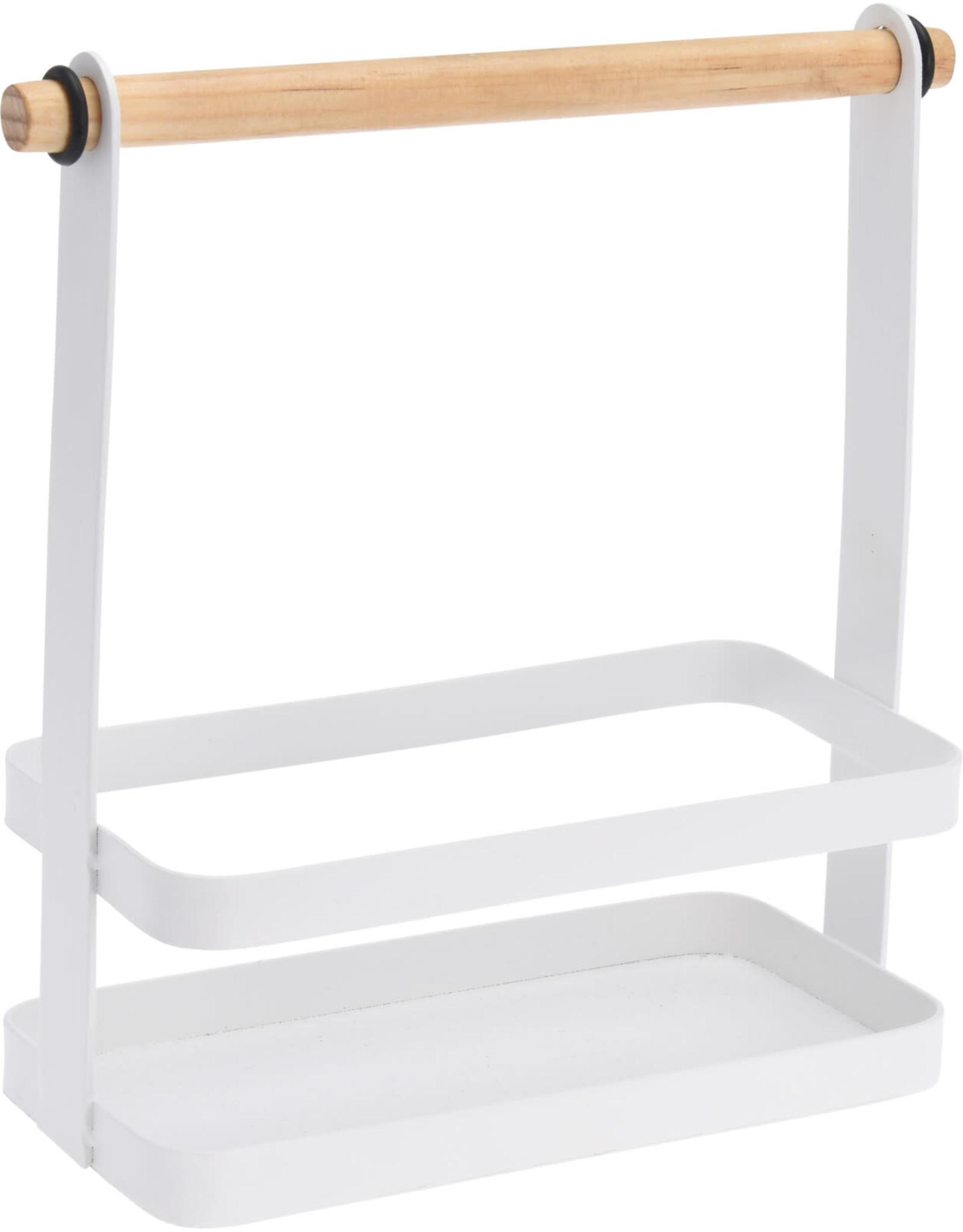 Koopman Basket Metal 20X10X25Cm