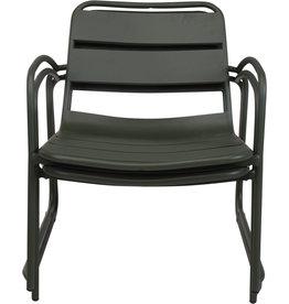Koopman Furniture Set 3Pcs Dark Green
