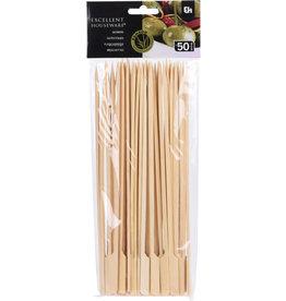 Koopman Skewers -  Bamboo 25Cm 50Pcs