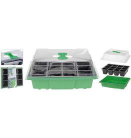 Koopman Seeder Tray Set 3Pcs 12 Pots