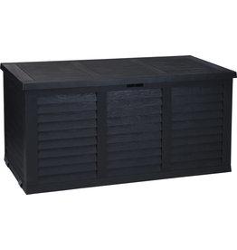 Koopman Gardenbox 120X52X58Cm Darkgrey