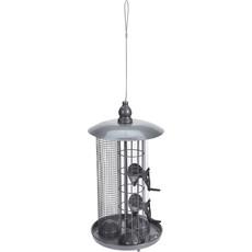 Koopman Bird Feeder House Metal 3 In 1