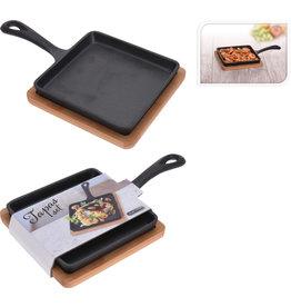 Koopman Tapas Dish Cast Iron
