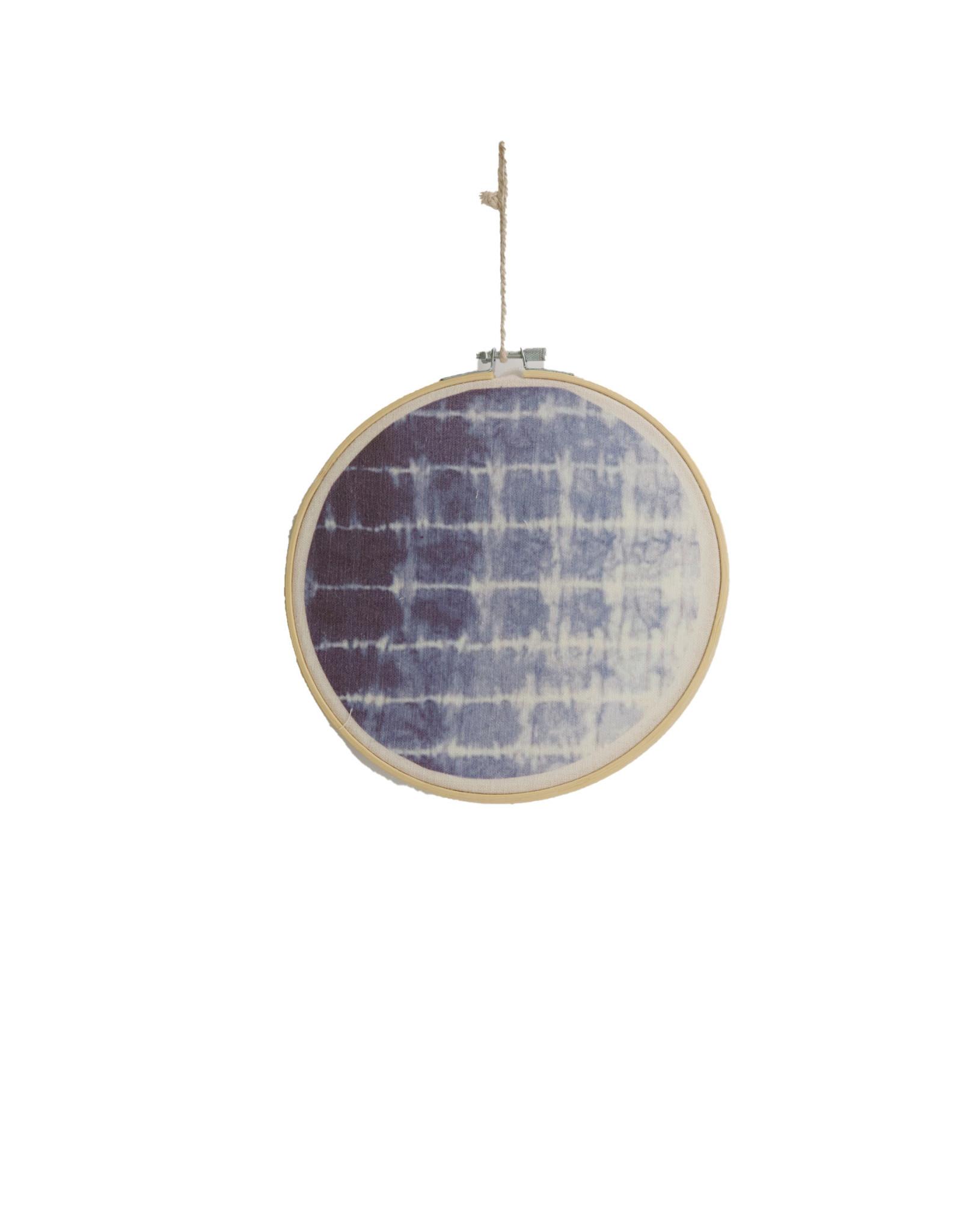 Dijk Cotton Hanger - Blue/White